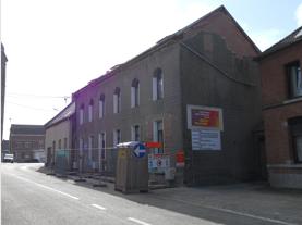 Rénovation cure de Stambruges